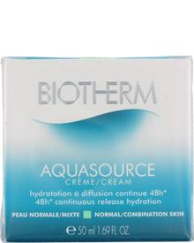 Biotherm Aquasource 48H Continuous Release Hydration Cream. Фото 1