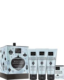 Scottish Fine Soaps - Winter Snow Drop Luxurious Gift Set
