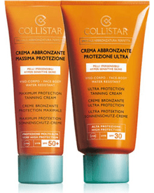 Collistar - Active Protection Tanning Cream