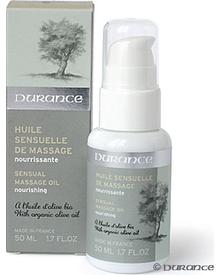 Durance - Sensual Massage Oil with Organic Olive Oil
