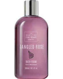 Scottish Fine Soaps - Tangled Rose Bath Foam