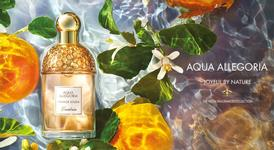 Guerlain Aqua Allegoria: новинки Granada Salvia и Orange Soleila!
