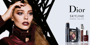 Осенняя коллекция Dior Skyline 2016.
