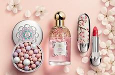 Чекаємо весну: Guerlain Spring 2020 Cherry Blossom Makeup Collection.