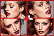 5 роскошных образов для новогодней ночи!