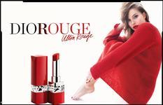Скоро: новая губная помада Dior Rouge Dior Ultra Rouge!