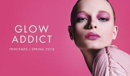 Весенняя коллекция Dior Glow Addict 2018.