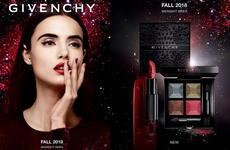 Осенняя коллекция Givenchy Midnight Skies Collection Fall 2018.