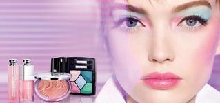 Весняна колекція макіяжу Dior Glow Vibes 2020.