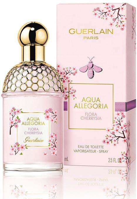 Туалетна вода Guerlain Aqua Allegoria Flora Cherrysia EDT (75 ml)