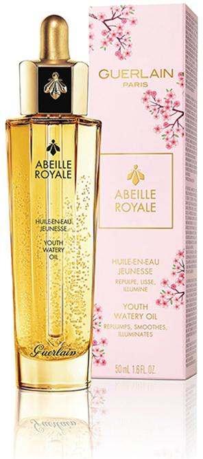 Омолоджуюча олія-сироватка Guerlain Abeille Royale Youth Watery Oil 50 мл  (лімітований випуск)