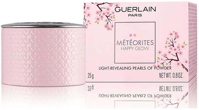 Пудра в кульках Guerlain Meteorites Happy Glow (лімітований випуск)