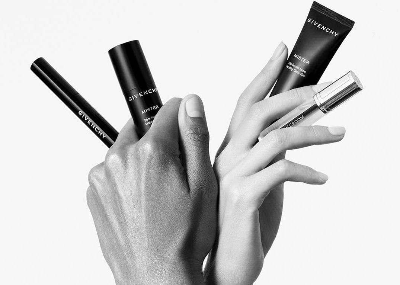 Унісекс краса: нова лінія засобів Givenchy Mister.
