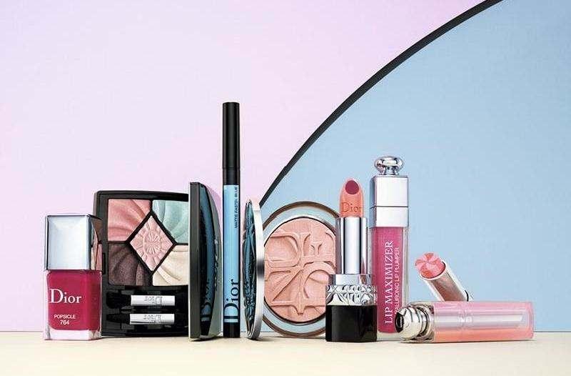 Весняна колекція Dior Loli Glow Makeup Collection Spring 2019.