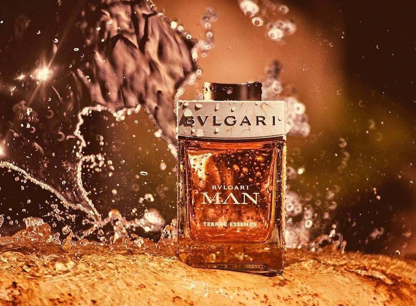 Новий аромат для чоловіків Bvlgari Man Terrae Essence.