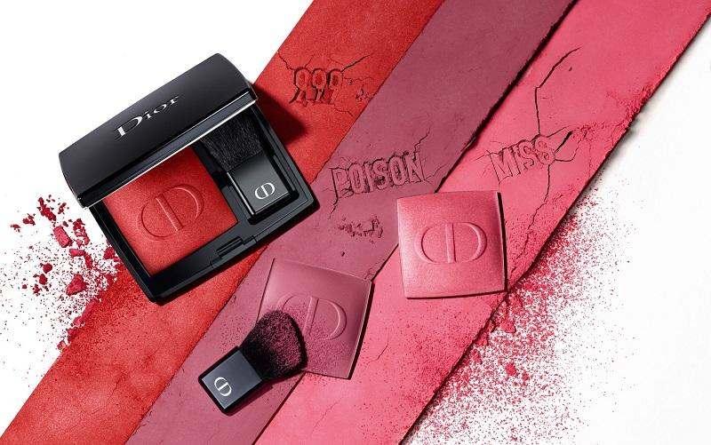Новая коллекция румян Dior Diorskin Rouge Blush.