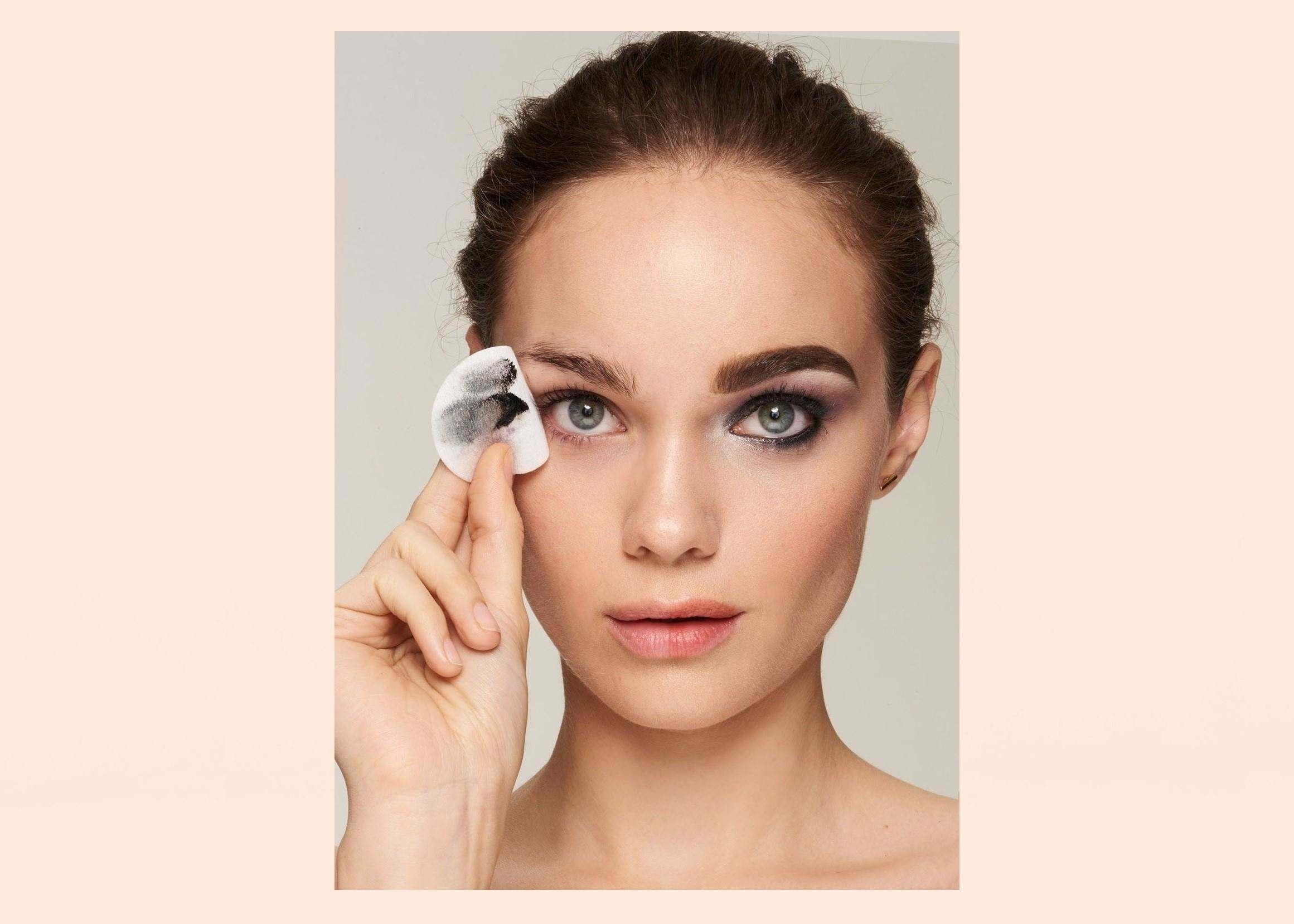 Які бувають засоби для демакіяжу очей?
