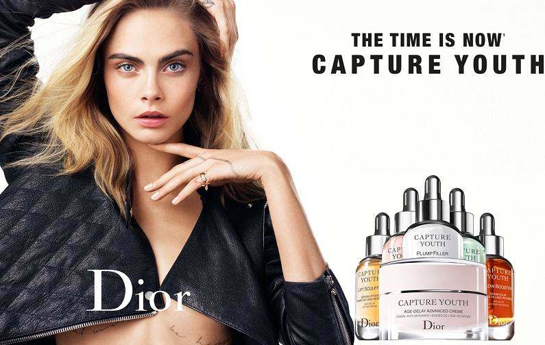 Знакомьтесь: новый уход за кожей Dior, предупреждающий старение кожи.