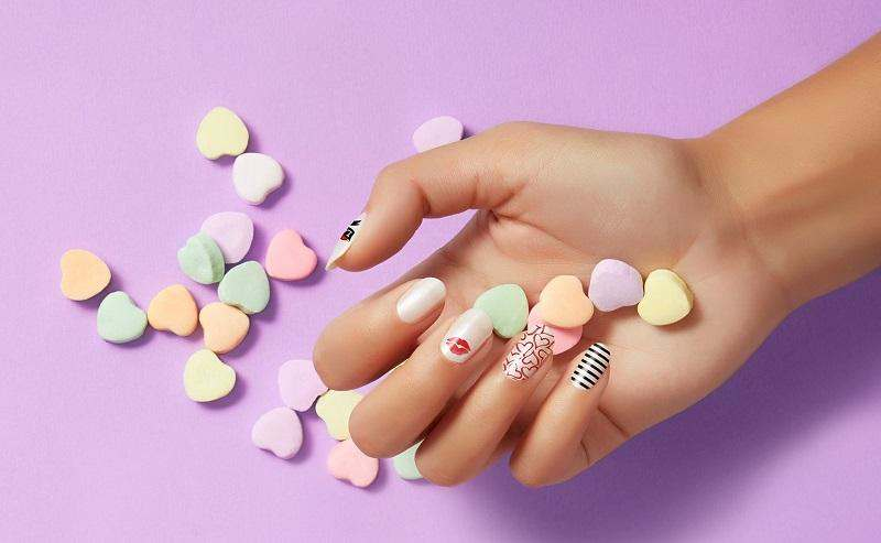 Для влюбленных до кончиков ногтей!