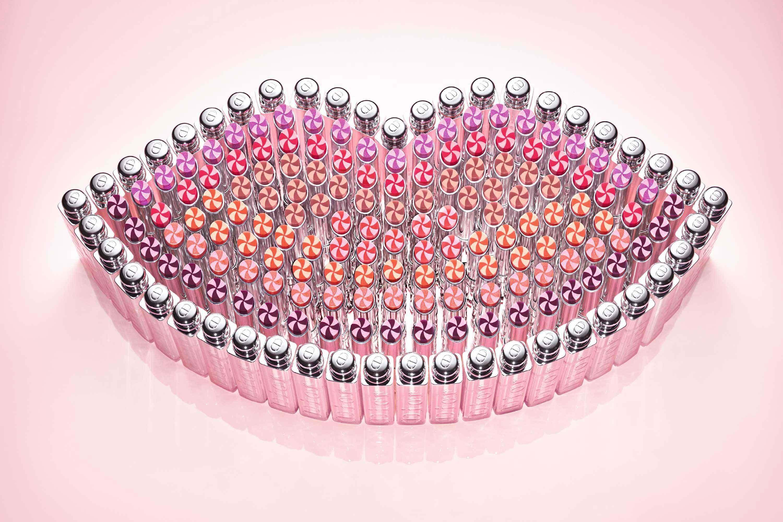 Новинка: помади-льодяники Dior Lip Glow To The Max.