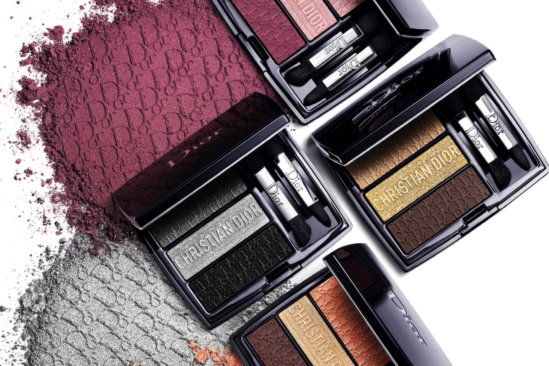 Незабаром: тіні Dior Diorshow з принтом, як у сумок Dior Oblique!