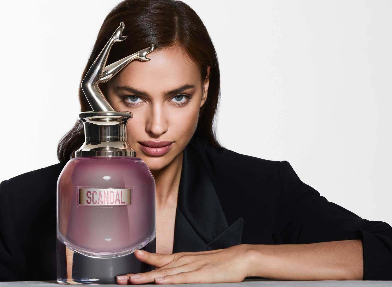 Новий скандальний парфум: Jean Paul Gaultier SCANDAL A PARIS.