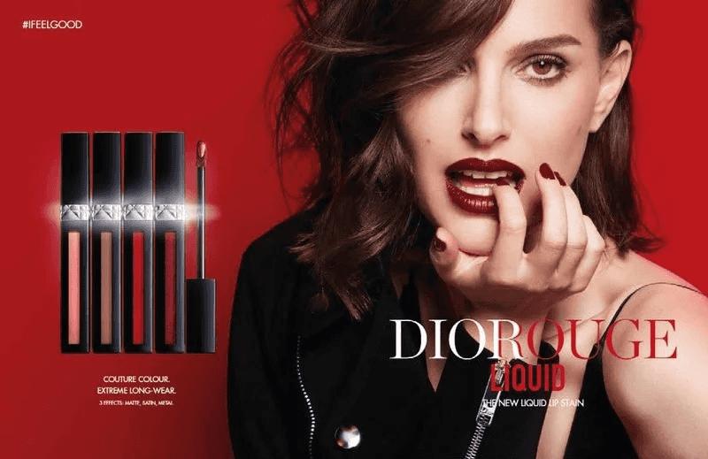 Новый образ легендарной помады Dior Rouge Liquid Lipstick.