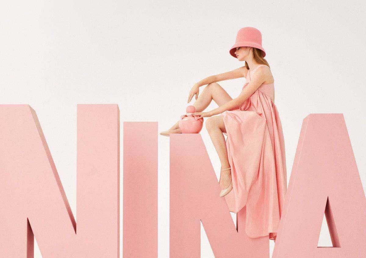 Незабаром! Життя в рожевому кольорі: новий Nina Ricci Nina Rose.