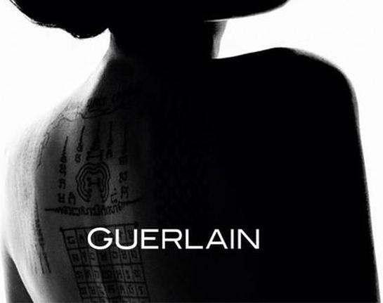 Анджелина Джоли представит новый парфюм Guerlain.