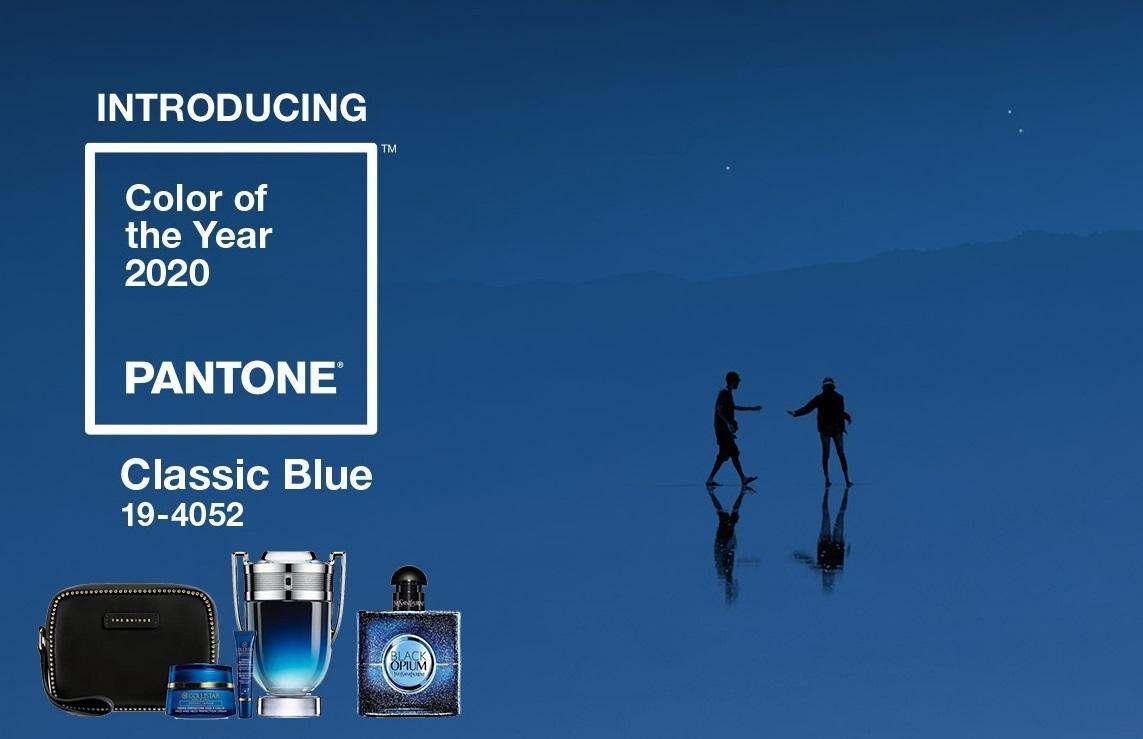 Класичний синій: 8 засобів у кольорі 2020 року по версії Pantone.