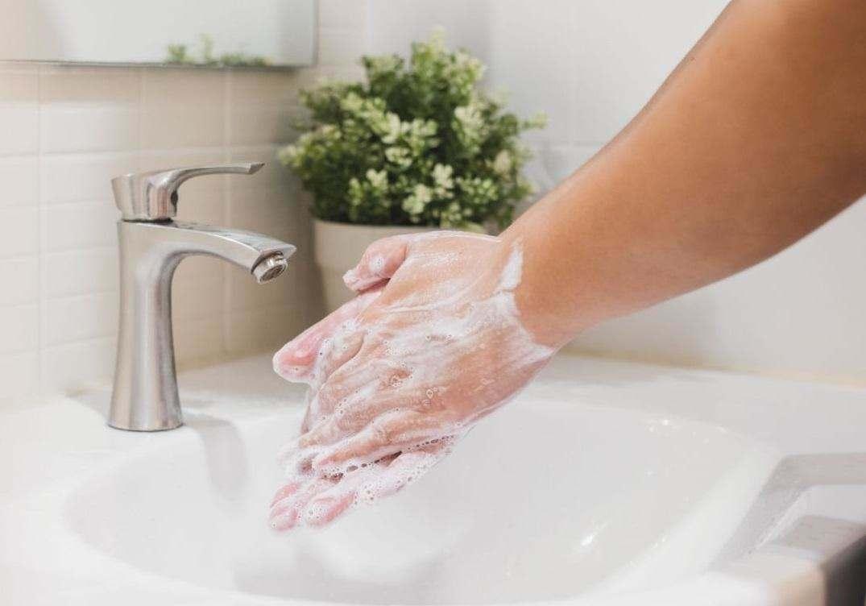 Пам'ятка: Як правильно мити руки?