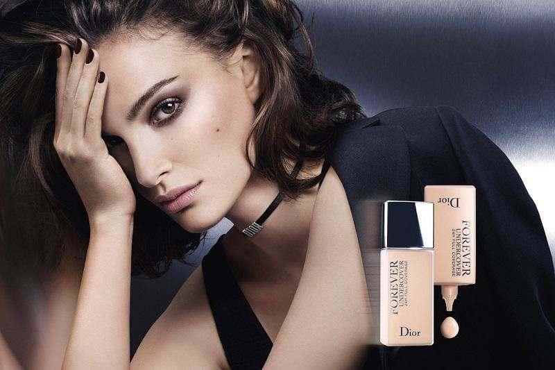 Dior Diorskin Forever Undercover - тональный тинт для идеального селфи!