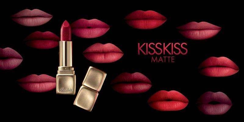 Осенняя коллекция макияжа Guerlain Fall 2017 Kiss Kiss Collection