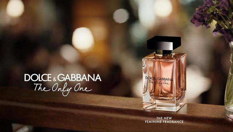 Премьера аромата Dolce&Gabbana The Only One.