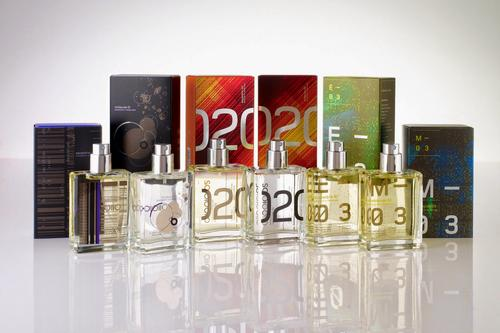 Molecules: духи без запаха...