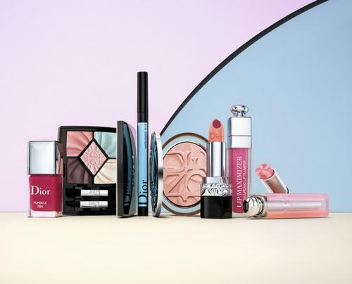 Весняна колекція Dior Loli Glow Makeup Collection Spring 2019.