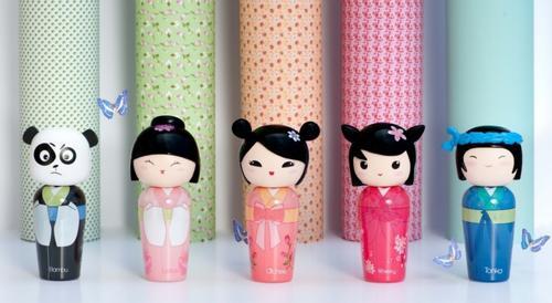 Kokeshi Parfums: 3 березня - Свято ляльок.