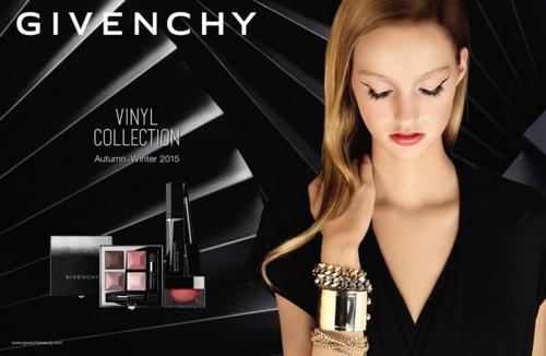 Осенняя коллекция Givenchy Vinyl Collection 2015. Эксклюзив -