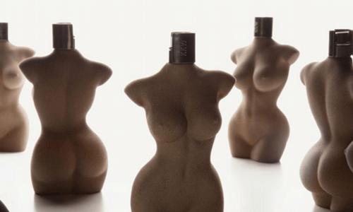 Провокационный парфюм KKW Body от Ким Кардашьян.
