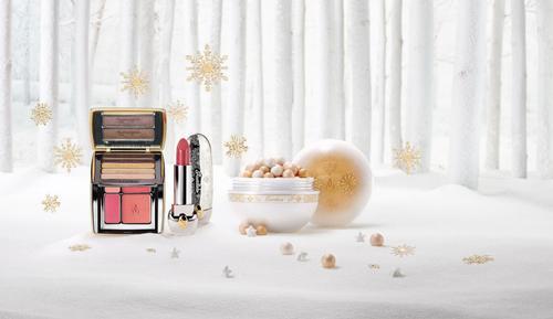Рождественская коллекция Guerlain Neiges et Merveilles