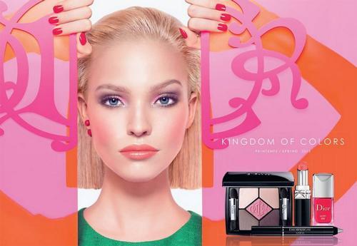 Dior Color Kingdom Makeup Collection