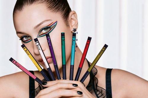 Яркие краски Dior: новые цветные лайнеры Diorshow On Stage Liner.