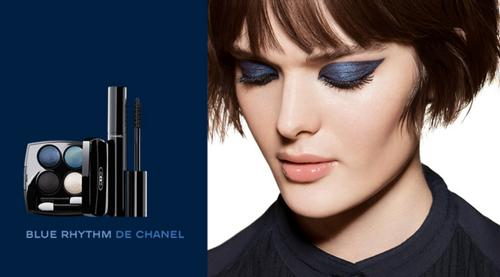 Chanel Blue Rhythm 2015 / Blue Notes de Chanel