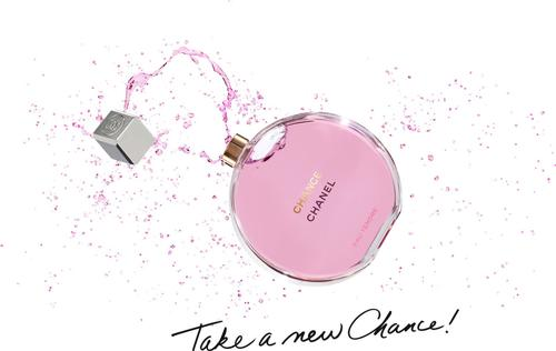 Новинка в колекції ароматів Chanel Chance!