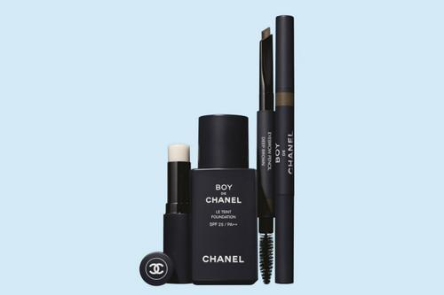 Революция: мужская коллекция макияжа Chanel Boy de Chanel.