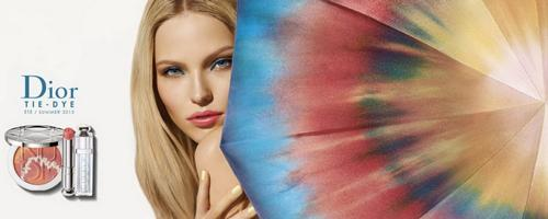 Dior Tie Dye Collection