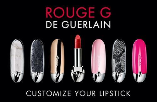 Обновленная помада Guerlain Rouge G 2018.