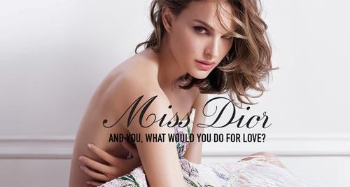 Новий Miss Dior Eau de Toilette - відкрийте магію троянди!