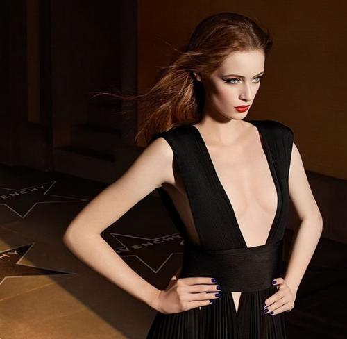 Осенняя коллекция макияжа Givenchy Superstellar Makeup Collection Fall 2016