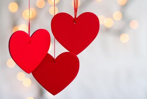 Скоро День Святого Валентина!